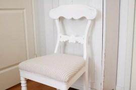 Handmålade möbler