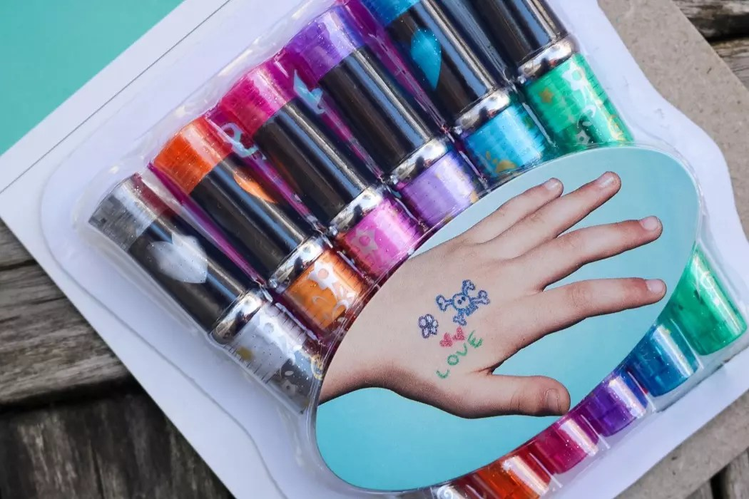 Test: tatueringspennor