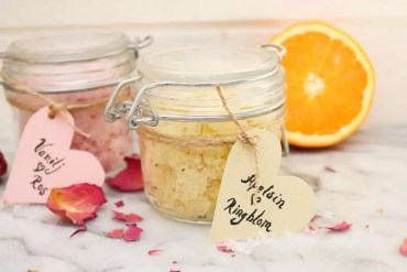 Diy: Bodyscrub