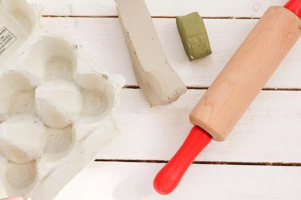 Påskpyssel: Marmorägg