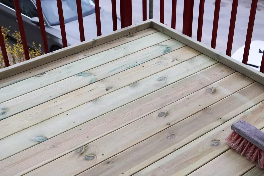 Balkong fix