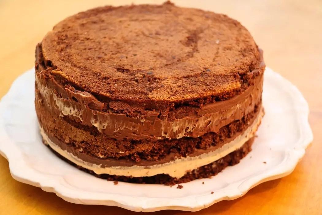 Chokladtårta