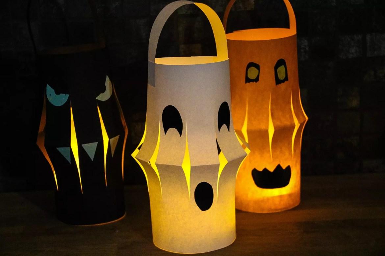Halloweenlyktor