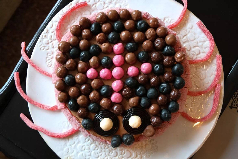 Pollyspindeltårta