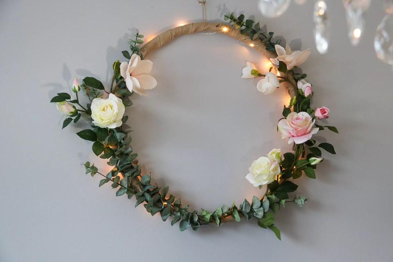 Blomsterkrans rockring