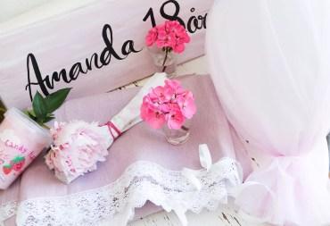 Rosa dukning