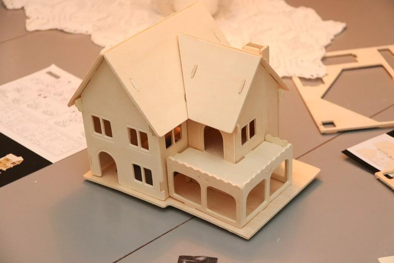 Bygga trähus