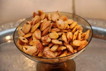 Pumpa snacks