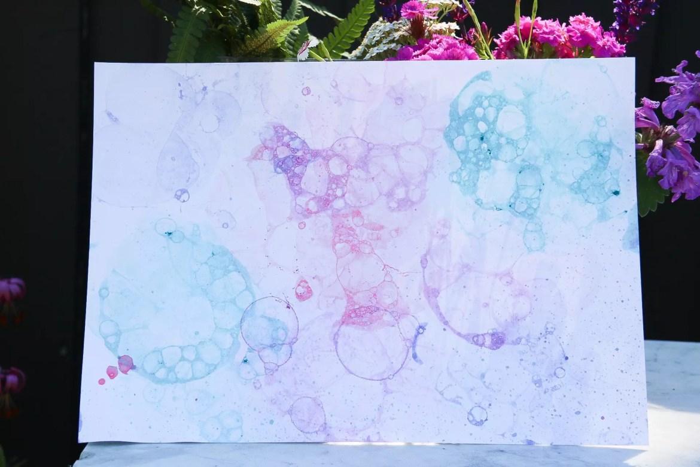 Bubbelmålning