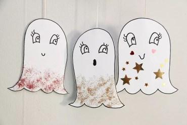 Halloweenspöken
