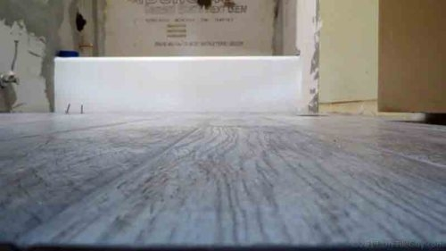More Tips For Installing Wood Look Tile Flooring Diytileguy | Wood Look Tile For Stairs | Weathered Wood Distressed | Ceramic | Bedroom | Rocell Living Room | Porcelain