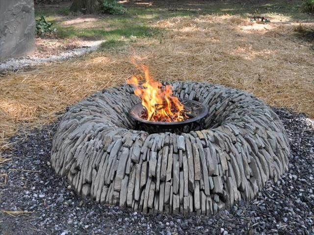 10 Diy Easy Fire Pit Design Ideas Diy To Make