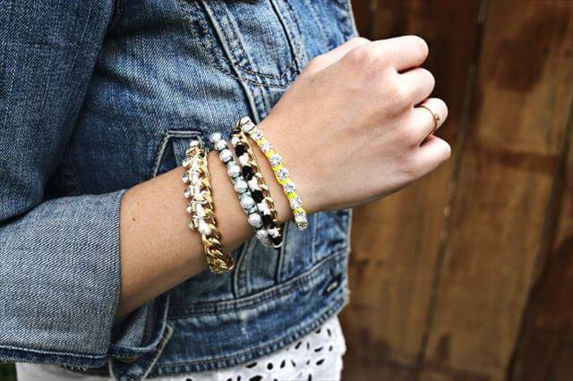 6 DIY Easy Handmade Jewelry Ideas DIY To Make