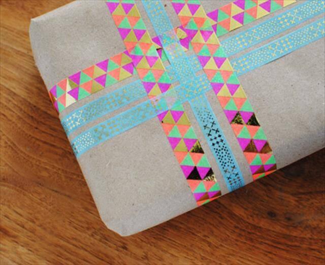 10 DIY Fresh Washi Tape Ideas DIY To Make