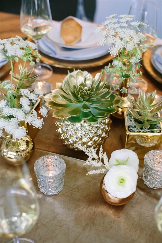 13 DIY Elegant Thanksgiving Decor Ideas DIY To Make