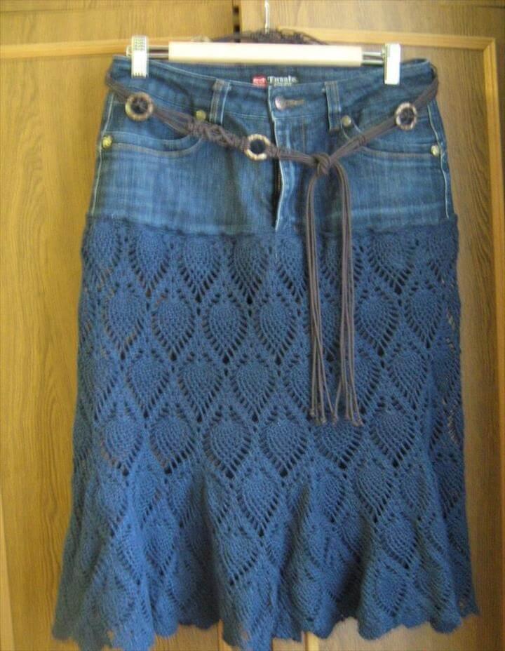 Upcycled Skirt Ideas