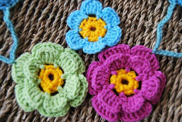 Baby Sandals Flowers