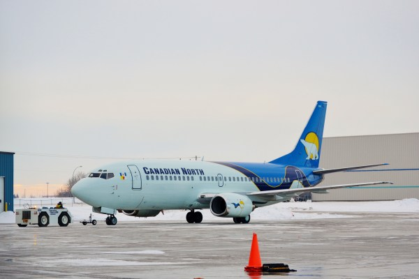Canadian North, a regionally airline that primary serves Northern Canada