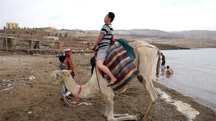 """The """"Local"""" Dead Sea"""