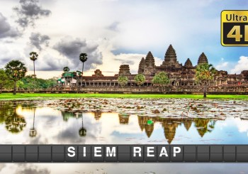 EP010: Siem Reap on Budget, Angkor Wat, Bayon & Ta Prohm Temple, War Museum and more