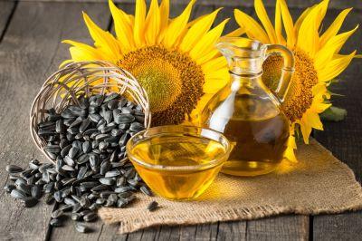 Sunflower Seeds Oil For Dry Skin