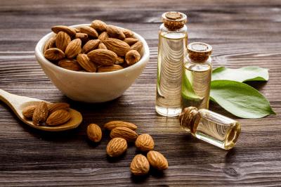 Almond Oil For Dark Eye Circles