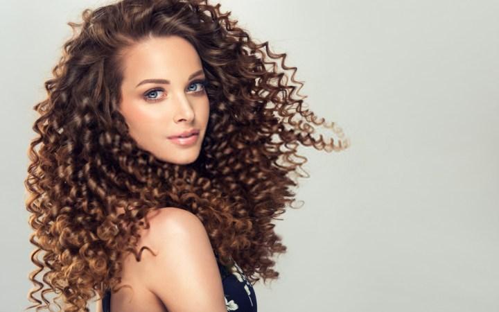 Curly Hair Hairstyle Ideas