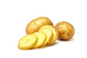 Potato For Cheeks Small Pimples