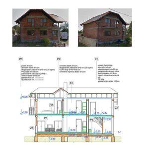 Postavljanje izolacije i fasade