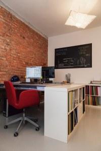 Izvorni zid ureda