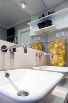 Detalj umivaonika