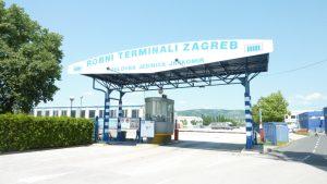 Projekt robnih terminala Zagreb