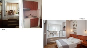 soba, kuhinja, blagavaona