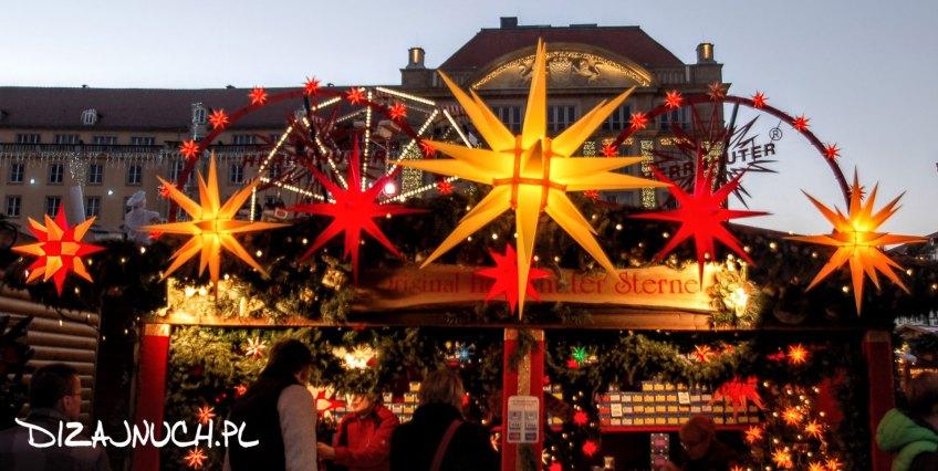 dizajnuch jarmark bożonarodzeniowy Drezno