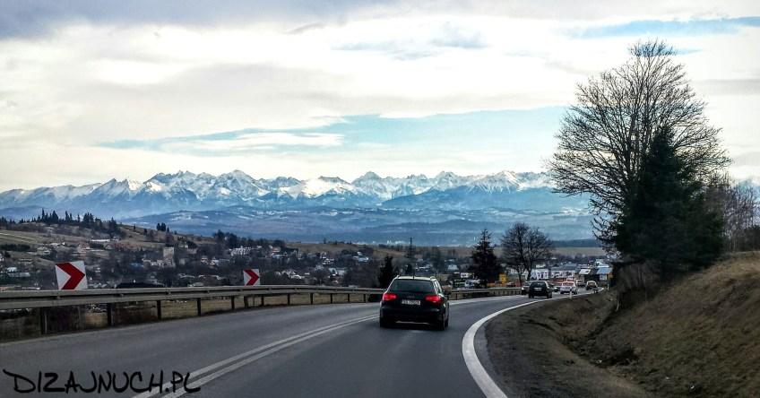 road to Tatralandia