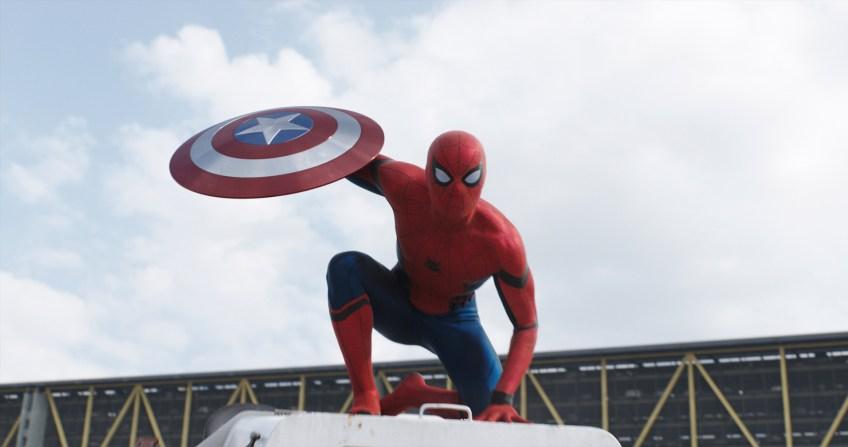 Kapitan Ameryka Spider-Man