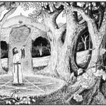 druid in grove jpg