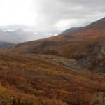 Fall storm, Tombstone Provincial Park, Yukon