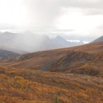 soon Fall will give way to Winter, Yukon