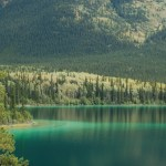 wilderness lake, northern BC, Cassiar Hwy