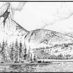 cathedral-peak