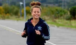 Amy Hughes, 53:53, 53 Marathons