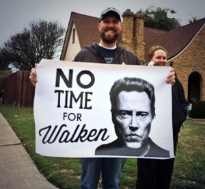 No Time for Walken