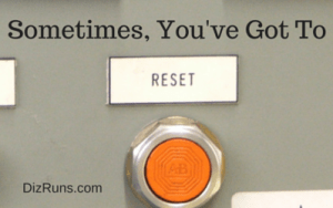 Struggling with your goals? Press the button, reset your goals, and keep moving forward.
