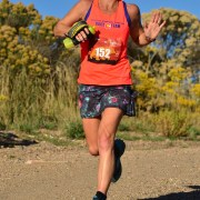 Tonia Smith has survived pancreatic cancer and continues running ultra marathons!