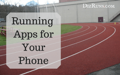 Choosing a Running App for you Phone