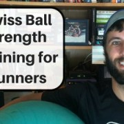 Strength Training Exercises for Runners With a Swiss Ball