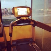 The Last Treadmill I Ran On