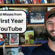My First Year on YouTube