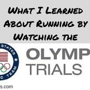 Lessons from the Olympic Trials